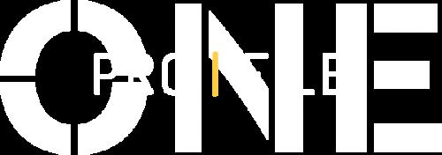Pro-File.ONE Logo (600px) | Lebenslauf & Website professionell gestaltet | Pro-File.ONE