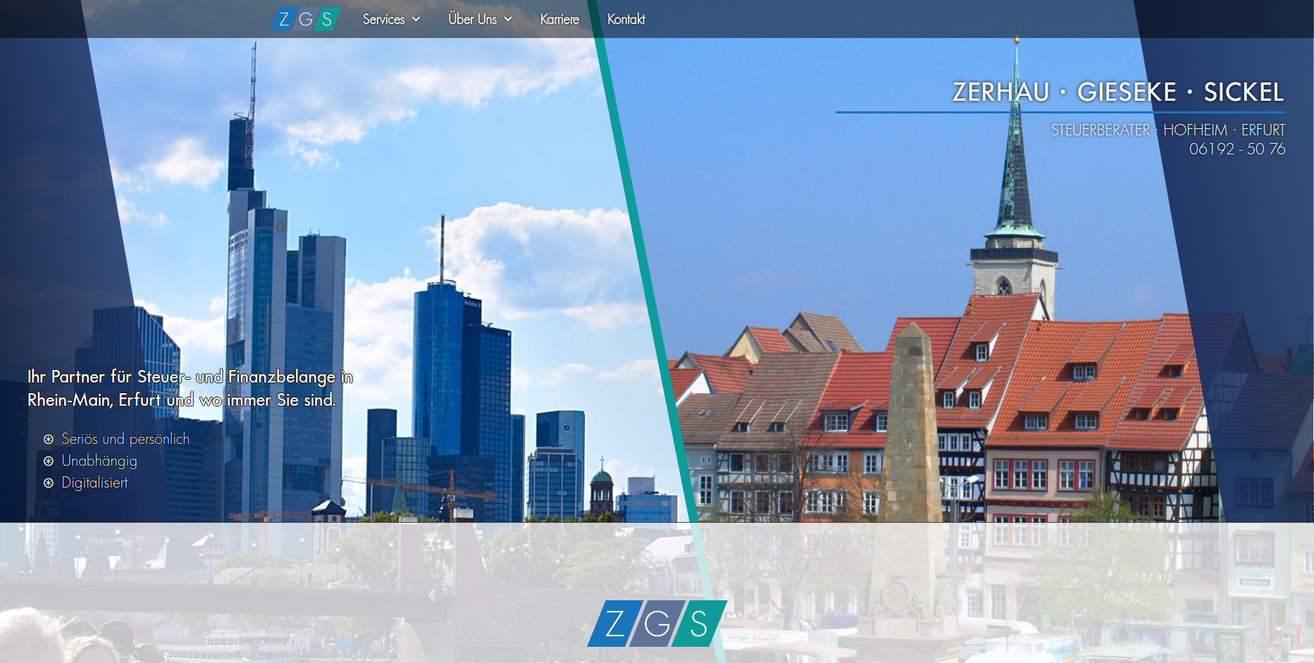 Beispiel-Website | Website · Profil · Marktpräsenz für Selbständige | Pro-File.ONE